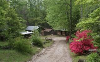 Designer Cabins in Georgia