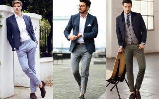Clothing Combinations Stylish Men 2