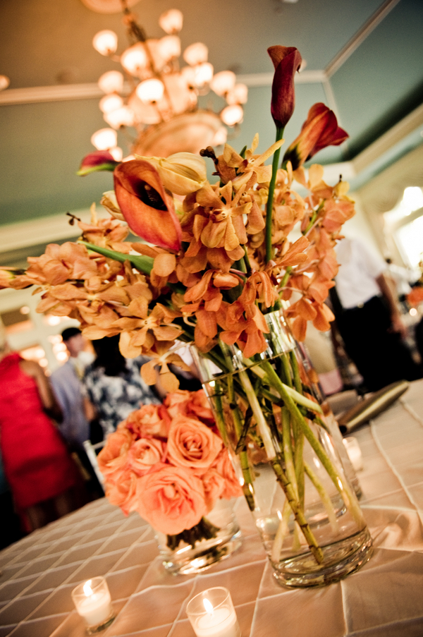 An Orange South Carolina Wedding Every Last Detail