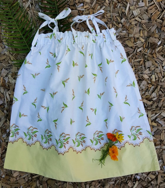 pillowcase sundress