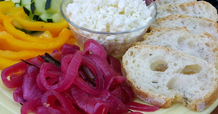 Recipe: Pickled Red Onions