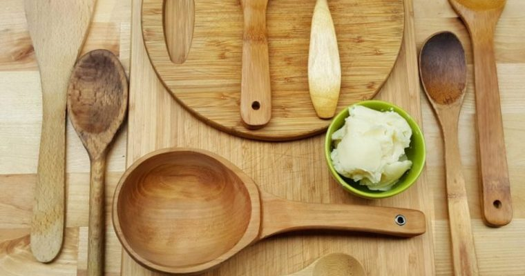 Cutting Board Care + recipe for board cream