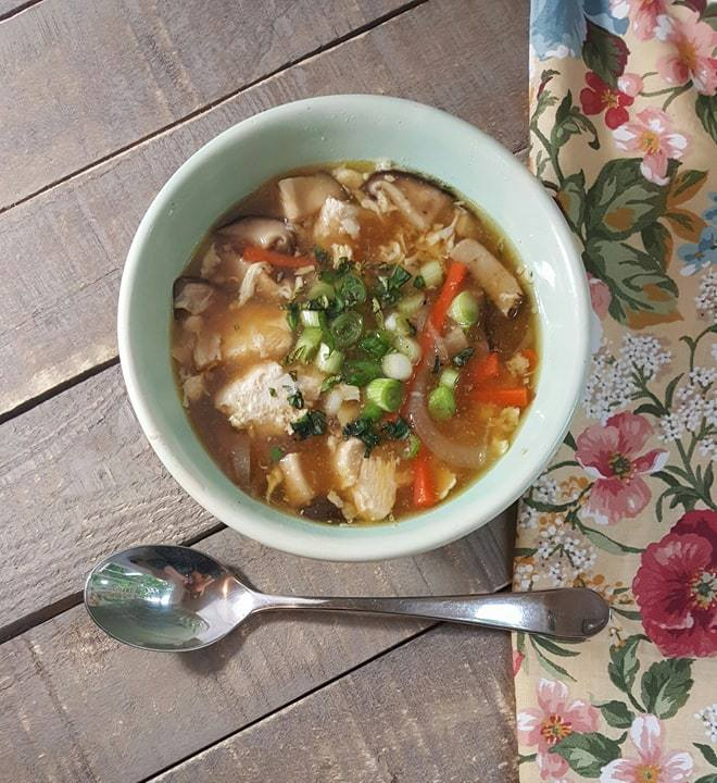 Hot and Sour Soup – for whatever ails you