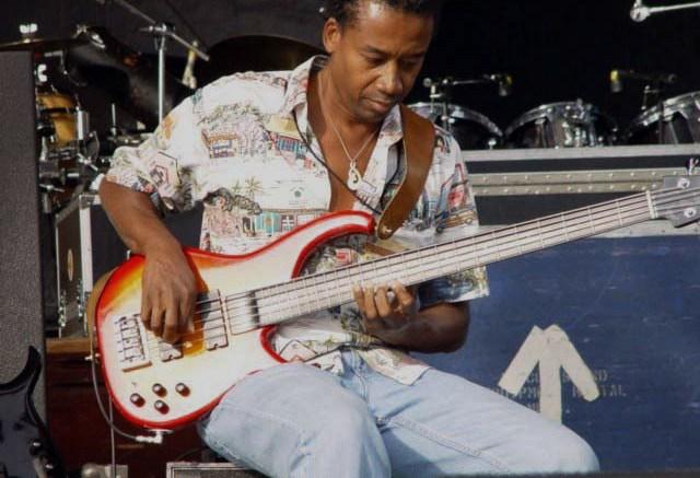 Bassist Alphonso Johnson (Photo Courtesy of www.embamba.com)