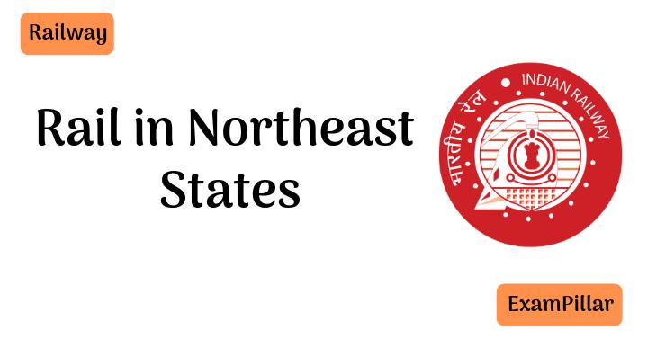 Rail in Northeast States