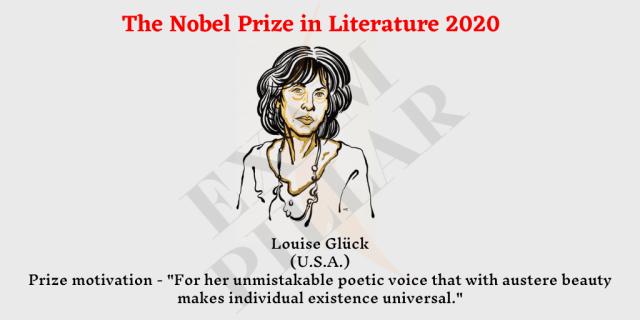The Nobel Prize in Literature 2020