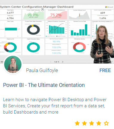 learn Power BI