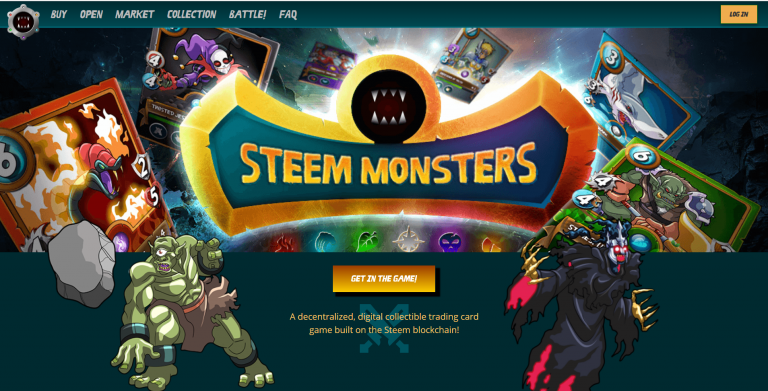 STEEMMONSTERS
