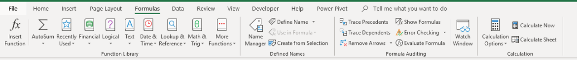 Beginner excel excel 101 what are on the excel ribbons