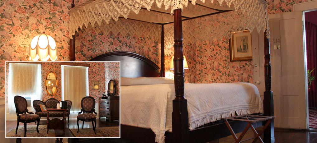 The Lady Bird Johnson Room #214