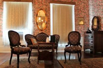 Room 214 Sitting Area