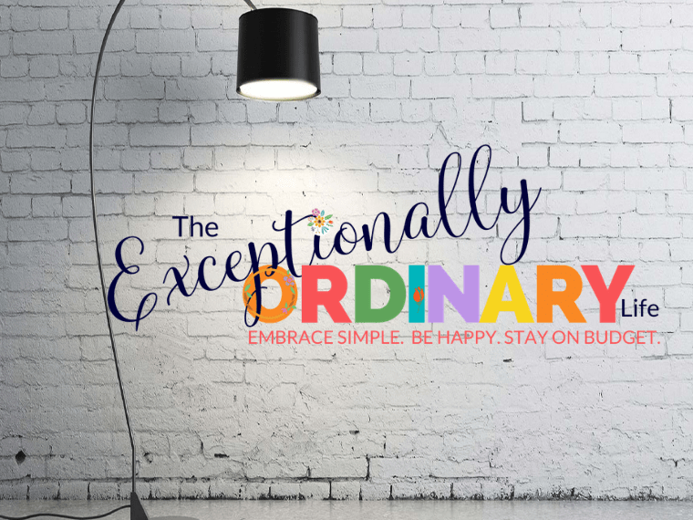 Exceptionally Ordinary