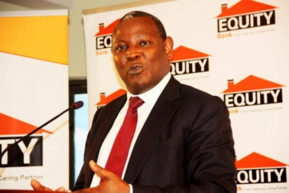 Why Equity Bank CEO James Mwangi named Banker of the year, again- The  Exchange