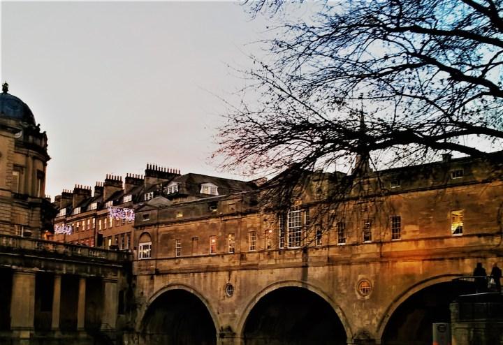 Bath City   A Literary Tour