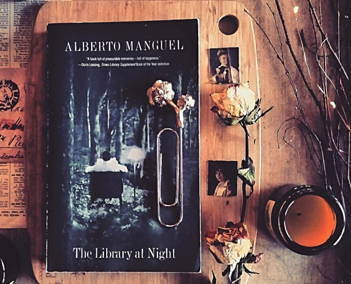 The Library at Night by Alberto Manguel | Book Review
