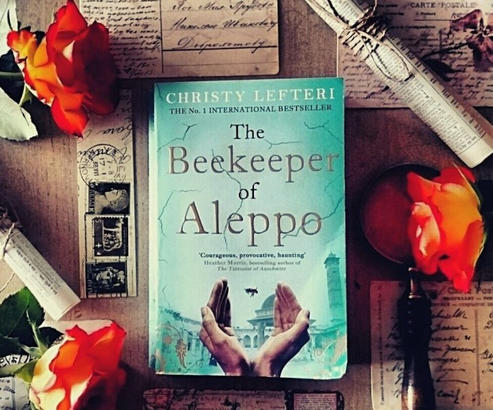 The Beekeeper of Aleppo by Christy Lefteri | Book Review
