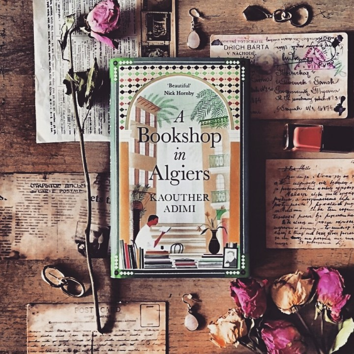 A Bookshop in Algiers by Kaouther Adimi | Book Review