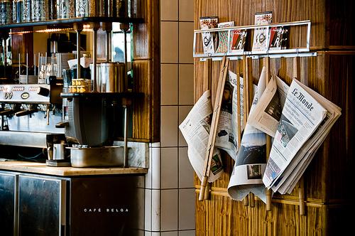 Café Belga photo