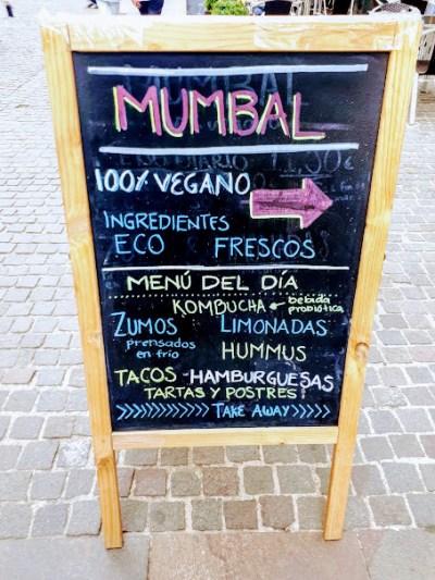 vegan allergy menu photo