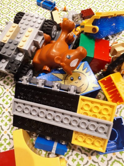 Lego a treat for allergic child photo
