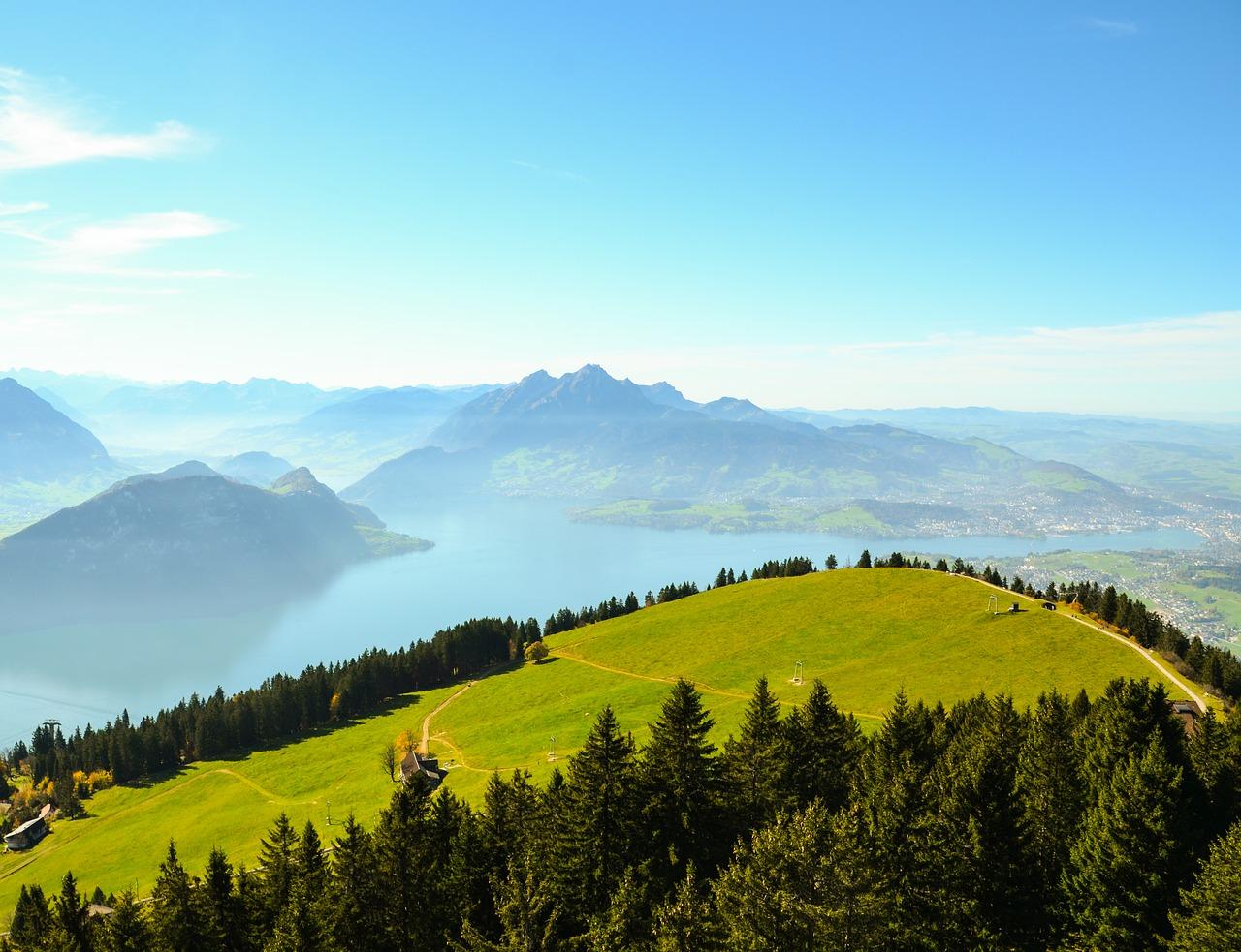 switzerland - a luxury spa destination