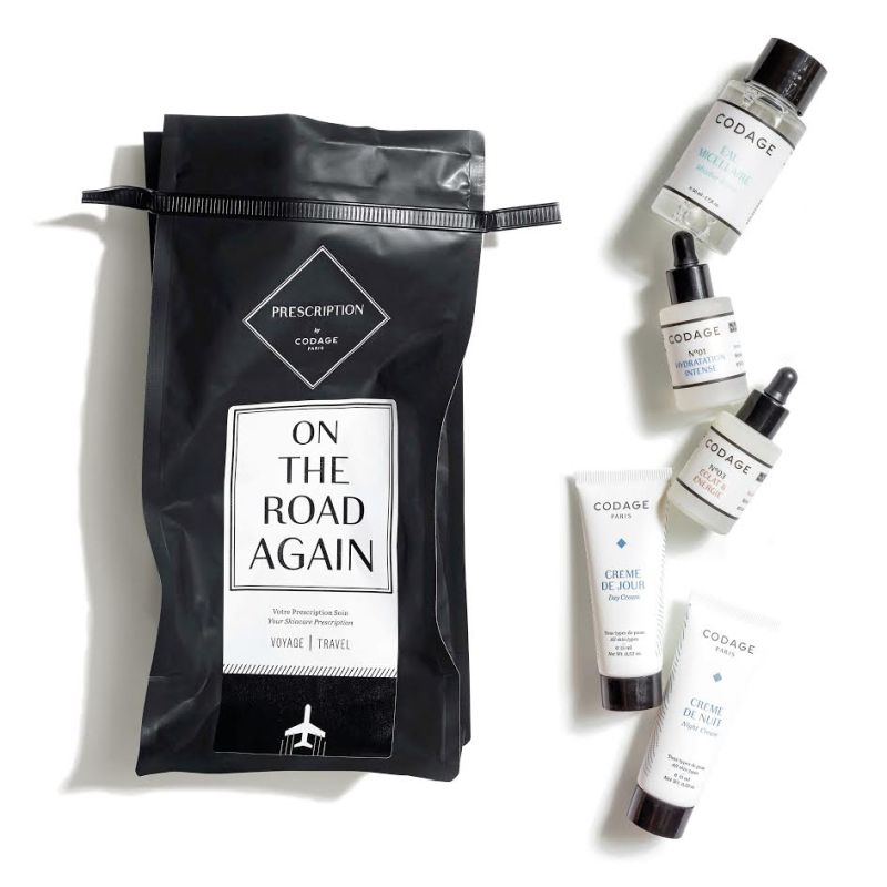 The Codage On the Road Again beauty set - great for city pollution