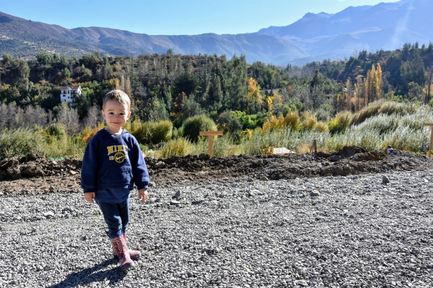 family friendly resort 90 minutes from Santiago