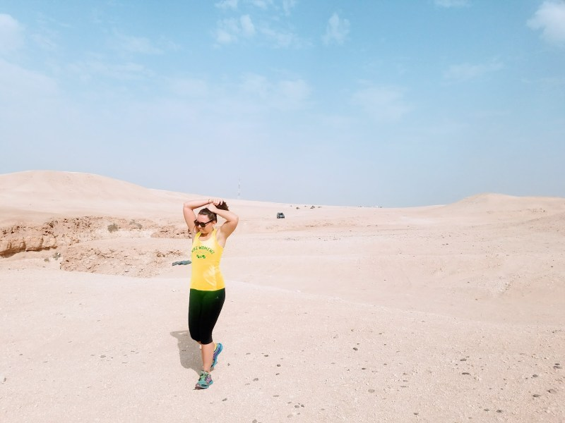 Nutriionista Abroad Sheli Msall