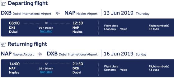 New destinations from the UAE in 2019 - The Expat Flyer