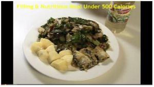 Cabbage 500 Calories