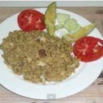 Panamanian Arroz Con Bacalao (Cod Fish Rice) (VIDEO)
