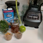 Kale, Sunflower Seed, Peanut Smoothie (VIDEO)