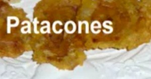 How to make tostones - How to make patacones