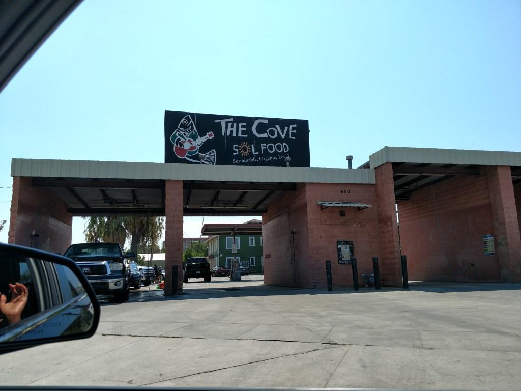 The Cove Restaurant in San Antonio
