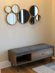 Ingledene Foyer by The Expert Touch Interior Design