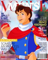Disney Prince ferdinand snow white