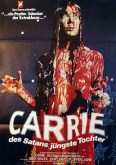 Carrie Vintage 1976 Poster
