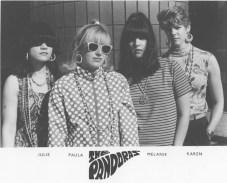 The Pandoras Bad Ass California Band