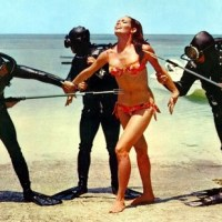 Vintage Summer Style Inspiration - Bikinis, Beaches, Babes, and Bond!