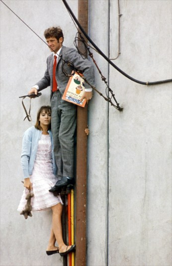French New Wave- Godard- Vintage- Pierrot Le Fou