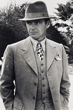 "{STYLE WISE – Summer Edition} Jake Gittes, ""Chinatown ..."