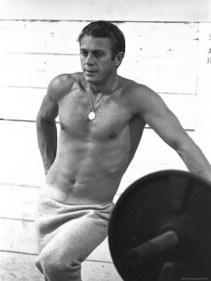 Steve McQueen- Vintage Style Idol- Eye of Faith Vintage-7