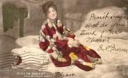 Evelyn Nesbit - The Dangerous Teen Queen Sudden Dream Edwardian It Girl- The Eye of Faith Vintage- Style Inspiration Blog