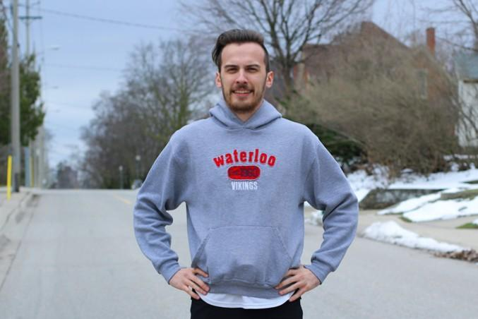 Jacob Morris uses running as a coping tool for his depression. PHOTO COURTESY: JACOB MORRIS