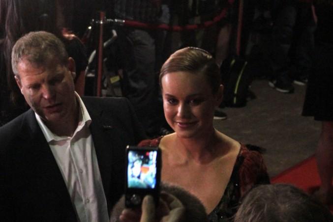 Brie Larson at TIFF