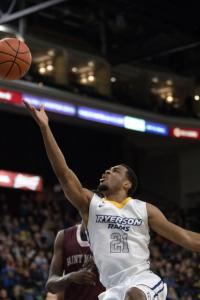 Ryerson's athletics department is diligent when it comes to promoting its U Sports teams. FILE PHOTO