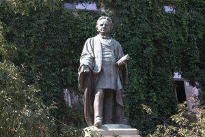 The Egerton Ryerson statue. FILE PHOTOThe Egerton Ryerson statue. FILE PHOTO