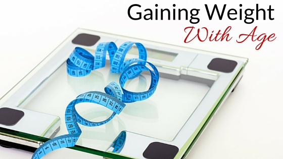 Gaining Weight With Age