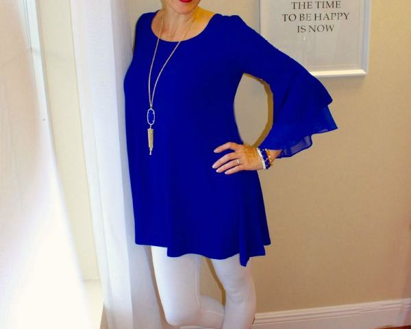 Make A Color Statement - Royal Blue