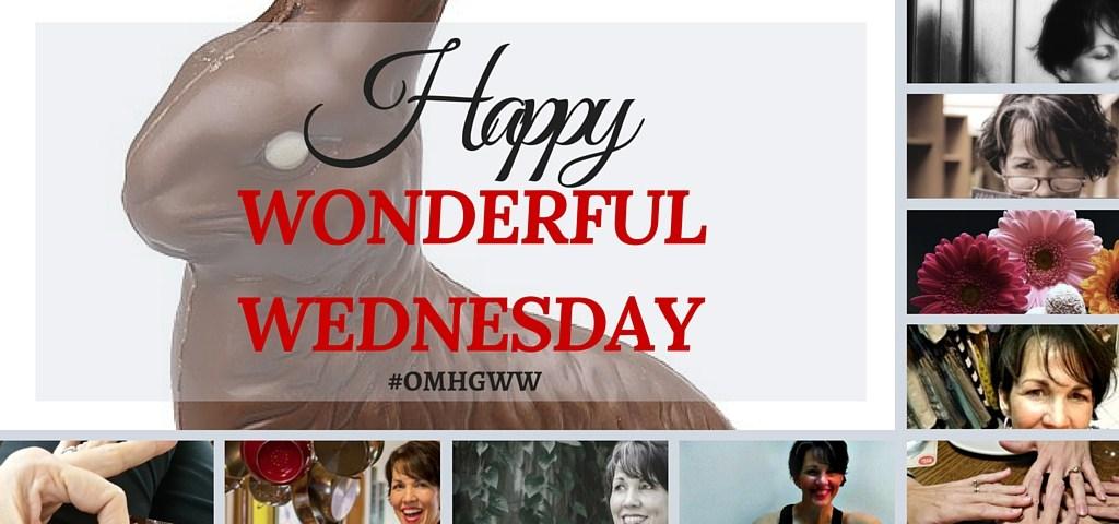 Hollow Chocolate Bunny, Wonderful Wednesday